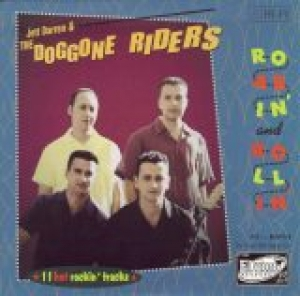 Darren, Jett & The Doggone Riders / Roarin' & Rollin' (10