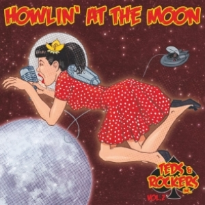 VA / Teds & Rockers Inc. Vol. - Howlin' at the Moon (CD)