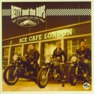 Betty & The Bops / Hot Wheels On The Trail (CD)