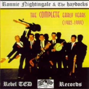 Nightingale, Ronnie & The Haydocks / The Complete Early Years (CD)
