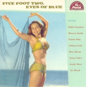 VA / Five Foot Two, Eyes of Blue (CD)