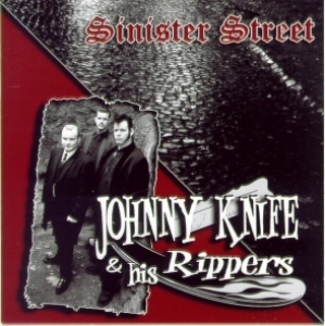 Knife, Johnny & His Rippers / Sinister Street (CD)
