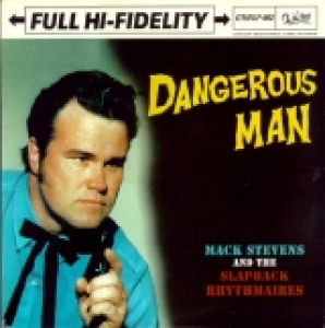 Stevens, Mack / Dangerous Man (LP)