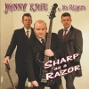Knife, Johnny & His Rippers / Sharp as a Razor (CD)