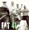 Wigsville Spliffs / FAT 41 (CD)