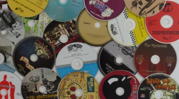 CDs - Teddyboy Rock 'n' Roll