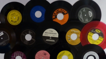 Vinyl Singles/EPs - Modern Rock 'n' Roll/Rockabilly