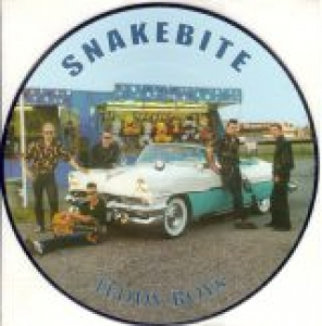"Snakebite / Teddy Boys (10"")"