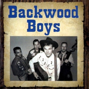 Backwood Boys / The Backwood Boys (CD)