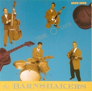 Barnshakers / String-O-Rama (CD)