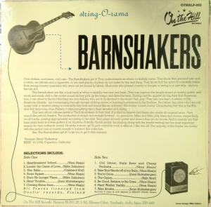 Barnshakers / String-O-Rama (Vinyl-LP)