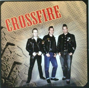 Crossfire / Hail of Bullets (CD)