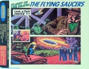 Flying Saucers / Planet of the Drapes (CD)