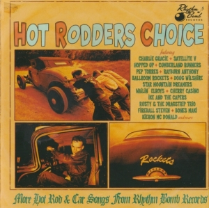 VA / Hot Rodders Choice (CD)