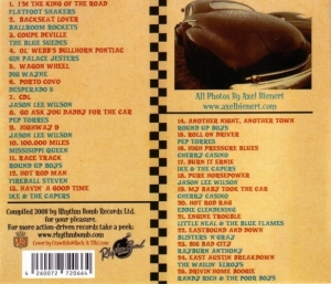 VA / Hot Rodders Delight (CD)