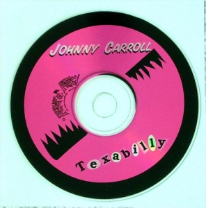 Carroll, Johnny / Texabilly (CD)
