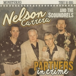 "Carrera, Nelson & The Scoundrels / Partners in Crime (Vinyl-10"")"