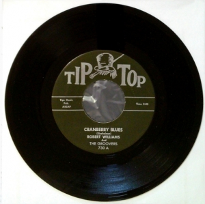 Williams, Robert & The Groovers / Cranberry Blues (Vinyl-Single)