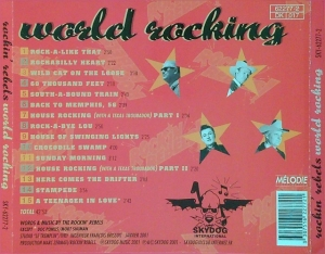 Rockin' Rebels / World Rocking (CD)