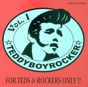 VA / Teddyboyrocker Vol. 1 (CD)