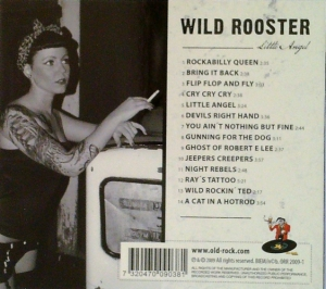 Wild Rooster / Little Angel (CD)