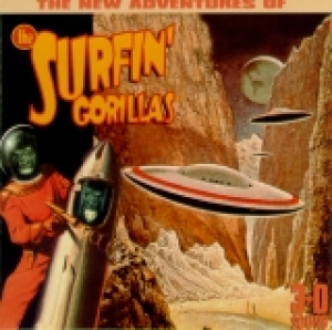 Surfin' Gorillas / The New Adventures Of (CD)
