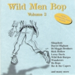 VA / Wild Men Bop Vol. 3 (CD)