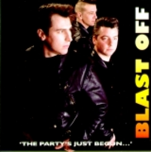 Blast Off / The Party's Just Begun (CD)