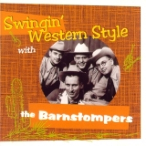 Barnstompers / Swingin' Western Style (LP)