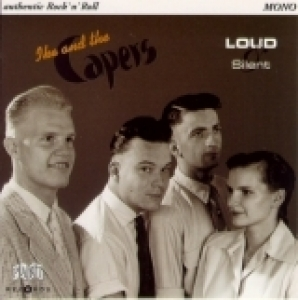 Ike & The Capers / Loud & Silent (CD)