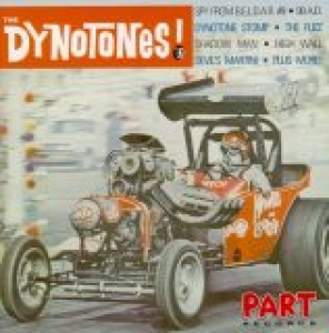 Dynotones / The Dynotones (CD)