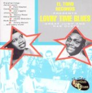 VA / Lovin' Time Blues (CD)