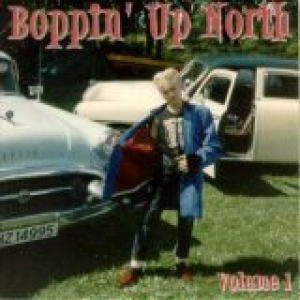 VA / Boppin' up North Vol. 1 (CD)
