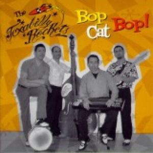 Texabilly Rockets / Bop Cat Bop (CD)