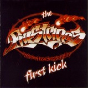 Pinstripes / First Kick (CD)