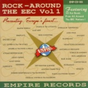 VA / Rock Around the EEC Vol. 1 (CD)