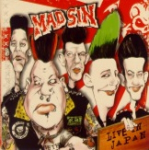 Mad Sin / Live in Japan (CD)
