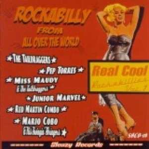 VA / Rockabilly from all over the World (CD)