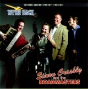 Crashly, Simon & The Roadmasters / We're Back (CD)