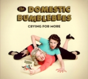 Domesitc Bumblebees / Crying for More (CD)