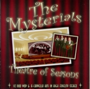 Mysterials / Theatre of Seasons (CD)