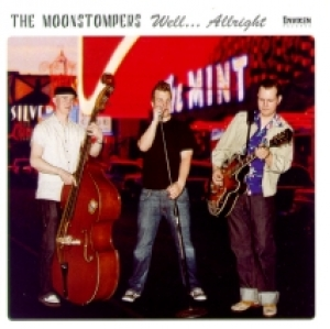 Moonstompers / Well... Allright (CD)