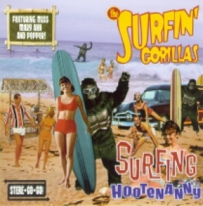 Surfin' Gorillas / Surfing Hootenanny (CD)