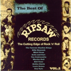 VA / The Best of Ripsaw Records Vol. 2 (CD)