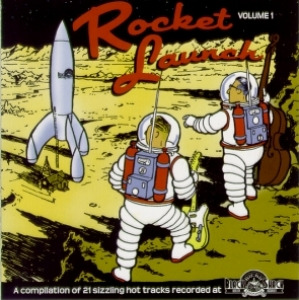 VA / Rocket Launch Vol. 1 (CD)