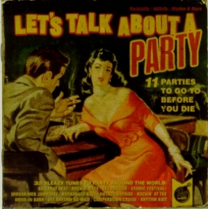 VA / Let's Talk About a Party (CD)
