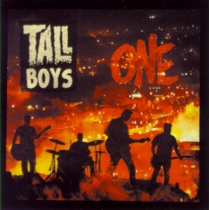 Tall Boys / One (CD)