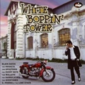 VA / White Boppin' Tower Vol. 1 (LP)