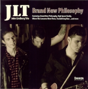 John Lindberg Trio / Brand New Philosophy (Vinyl-LP)