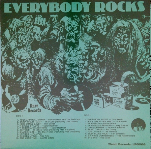 VA / Everybody Rocks (Vinyl-LP)